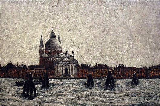 Venice view  by Vladimir Kezerashvili