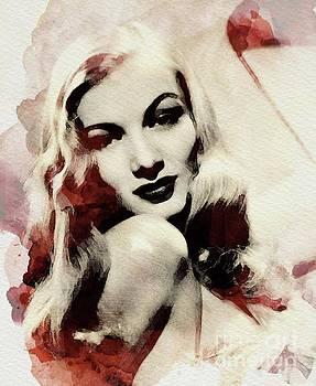John Springfield - Veronica Lake, Vintage Actress