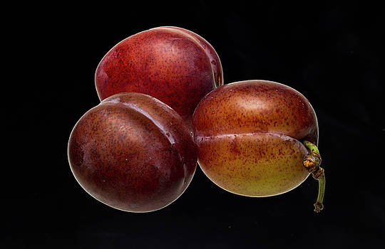 David French - Victoria Plums