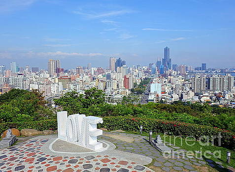 View of Kaohsiung City by Yali Shi