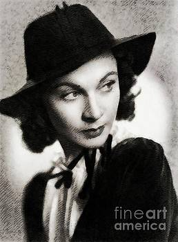 John Springfield - Vivien Leigh, Vintage Actress