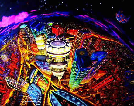 Vorticity II by Chris Haugen