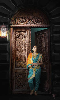 Waiting by Shreeharsha Kulkarni
