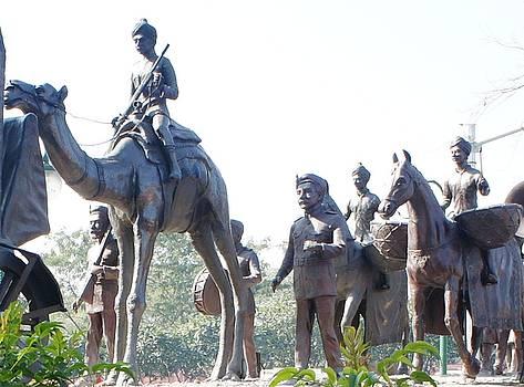 Welcome To India by Baljit Chadha