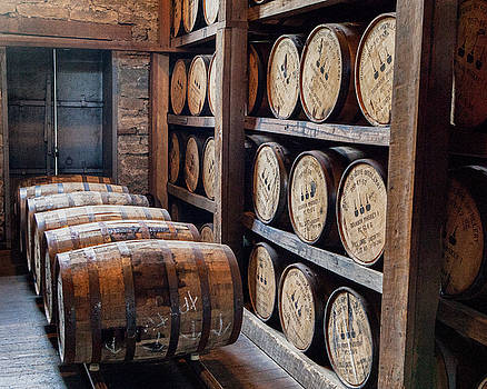 Whiskey Barrels by John Daly