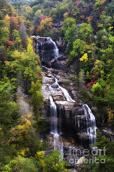Jill Lang - Whitewater Falls in NC