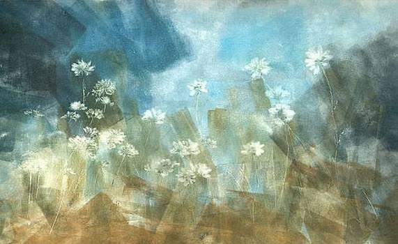 Windflowers by Deb Stroh Larson
