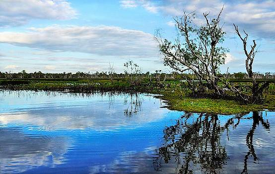 Lexa Harpell - Yellow Water Billabong, Kakadu N. P.