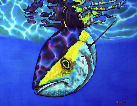 Yellowfin Tuna by Daniel Jean-Baptiste