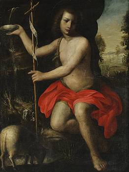 Young Saint John the Baptist by MotionAge Designs