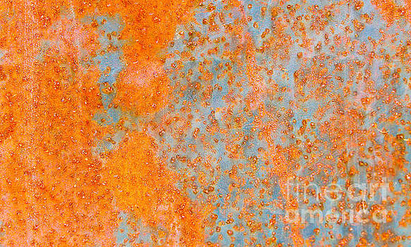 Abstract Rusted Graffiti Metal by ELITE IMAGE photography By Chad McDermott
