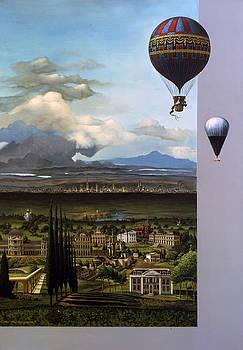 200 Years of Ballooning by Jane Whiting Chrzanoska