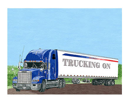 Jack Pumphrey - 2002 White Freightliner Condo