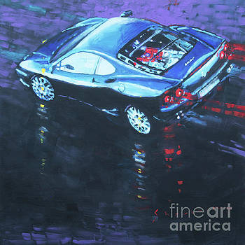 2003 Ferrari 360 Challenge by Yuriy Shevchuk