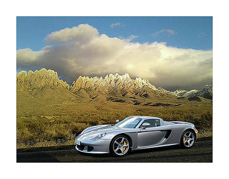 2005 Porsche Carrera GT by Jack Pumphrey
