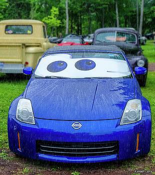 2006 Nissan 350Z by Ken Morris
