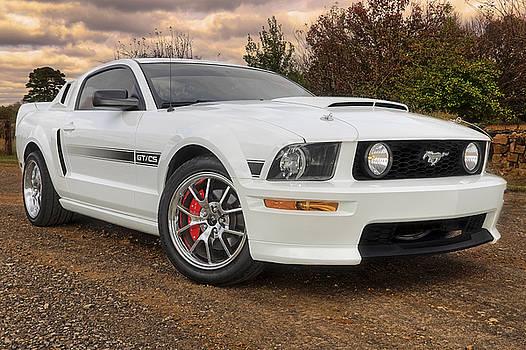2008 Mustang GT/CS - California Special - Sunset by Jason Politte