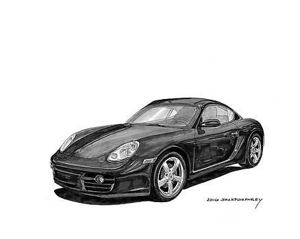 Jack Pumphrey -  Porsche Cayman