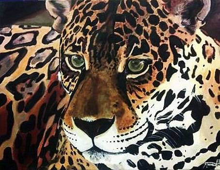 2010 Jaguar by Karina Alfaro