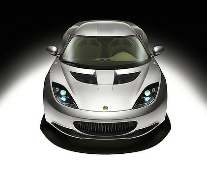 2010 Lotus Evora by Guy Harnett