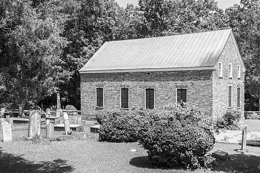 201406030-017K Old Brick Church Cemetery BW 3x2 by Alan Tonnesen