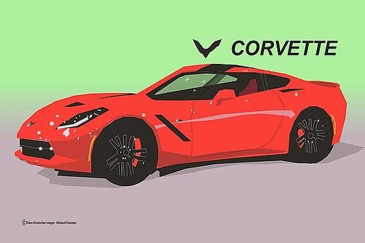 2015 Chevy Corvette by Michael Chatman