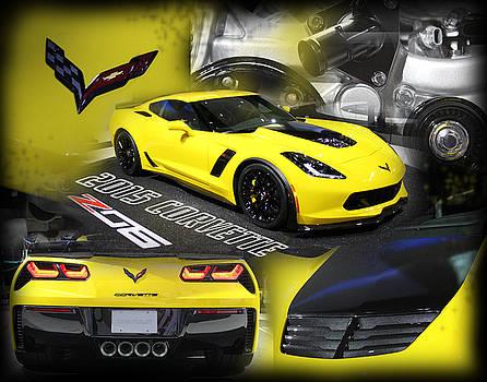 2015 Corvette ZO6 by Andrew Sliwinski