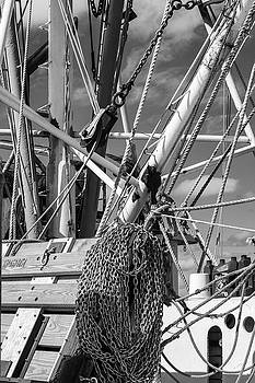 201503140-053K Chain Wood Rope and Booms BW 2x3 by Alan Tonnesen