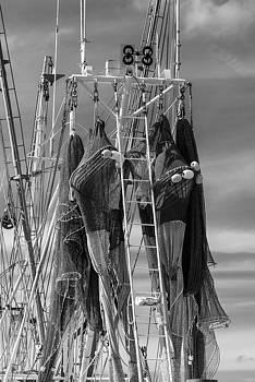 201503140-082K Fishing boat rigging BW 2x3 by Alan Tonnesen