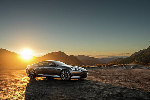 2016 Aston Martin DB9 GT by Drew Phillips