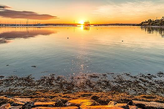 2016 Autumn Equinox Sunrise by Tim Sullivan