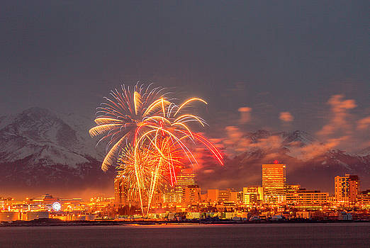 Tim Grams - 2016 Fur Rondy Fireworks 4