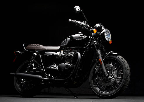 2016 Triumph Bonneville T120 by Keith May