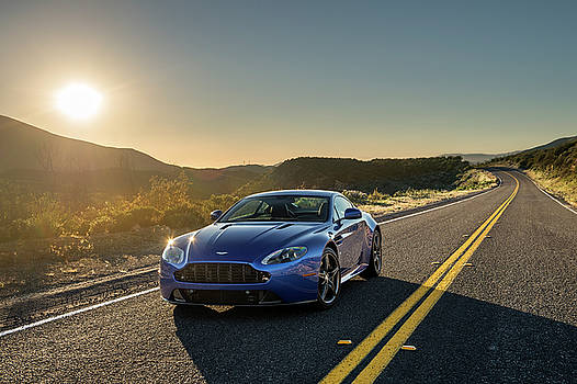 2017 Aston Martin V8 Vantage GTS by Drew Phillips