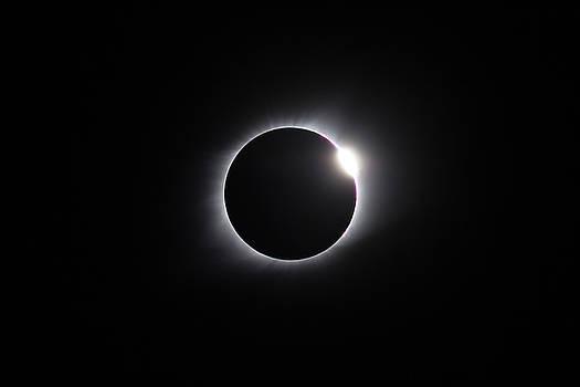 2017 Eclipse Diamond Ring by Dennis Sprinkle