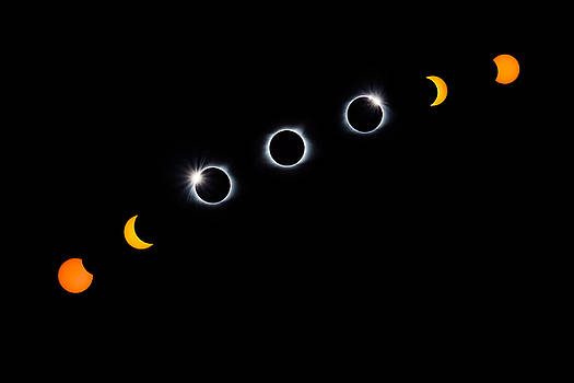 2017 Eclipse  by Mary Nash-Pyott
