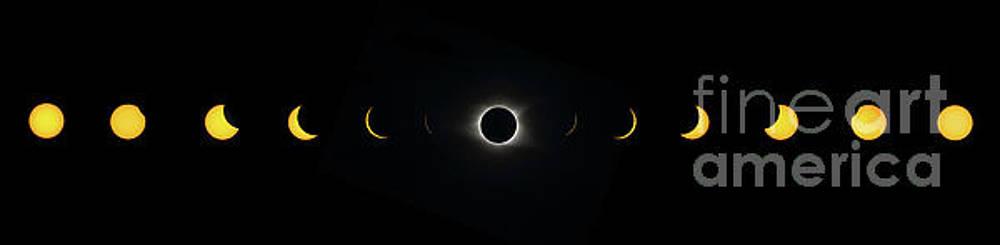2017 Solar Eclipse by Anthony Heflin