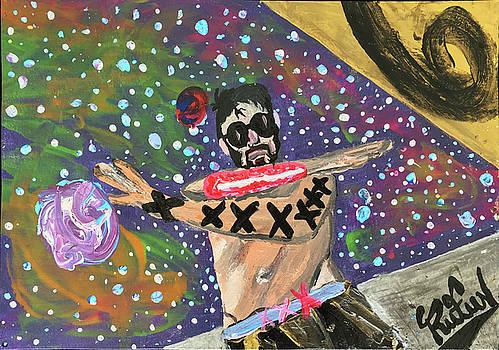 2021 The Eyes Odyssey by Rufus J Jhonson