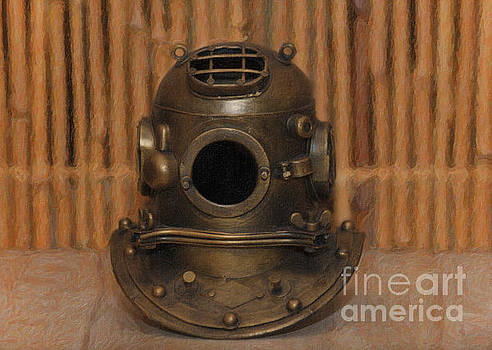 Nuclear Diving by Dale Powell
