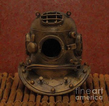 Standard Diving Helmet by Dale Powell
