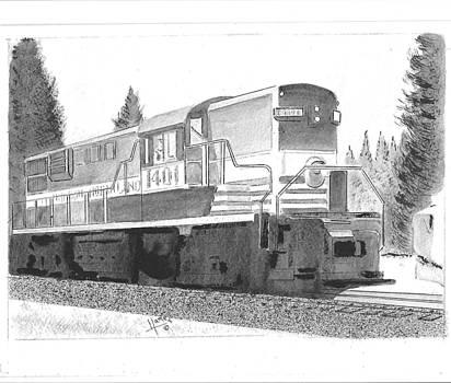 209 At Mulock by Peter Hamel