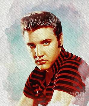 John Springfield - Elvis Presley, Rock and Roll Legend