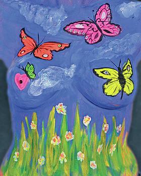 21. Sarah Field, Artist, 2017 by Best Strokes -  formerly Breast Strokes - Hadassah Greater Atlanta