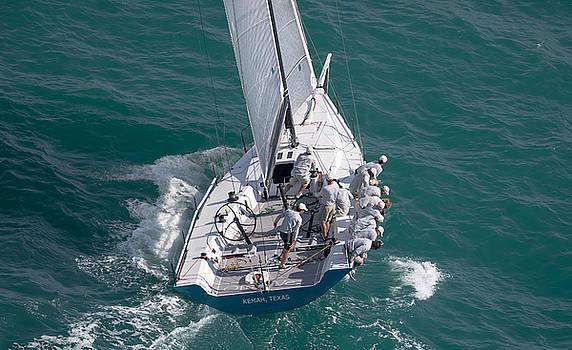 Steven Lapkin - Aerial Key West