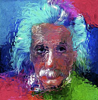 221 Einstein by Nicholas Nixo by Nicholas Nixo