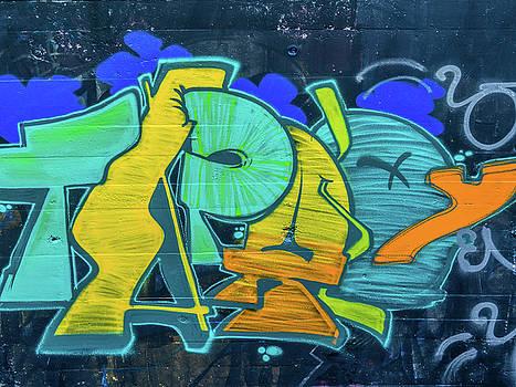 Graffiti by Muhie Kanawati