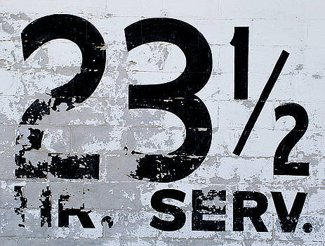 23 1/2 Hour Service by Keith May