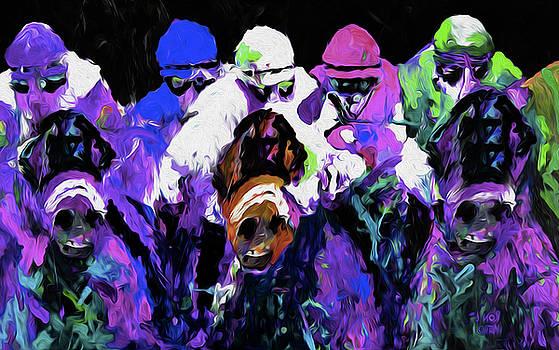 231 Horses by Nixo by Nicholas Nixo