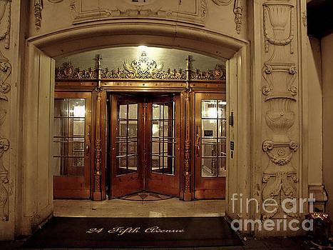 24 Fifth Avenue by Benn Lieberman