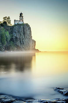245 Seconds At Split Rock by Gary Harris